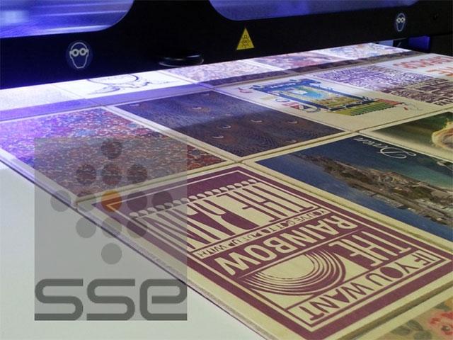 Printing On Wood